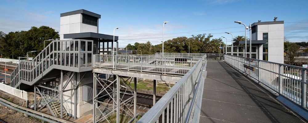 Wyee and Waratah Station Upgrades